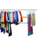 PE vacío Colgante organizador del bolso para la ropa 105 * 70cm (NBL-VB-H002)