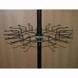 La forma redonda de acero de la correa del soporte de exhibición (PHY2050)