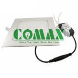 Luz de techo cuadrada de la iluminación del panel del LED 25W