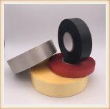 Das schwarze u. starke gute Farbechtheits-einzelne seitliche Polyester-Satin-Farbband