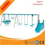 子供のゲームの庭および公園のための屋外の運動場装置
