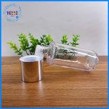 O frasco plástico cosmético o mais novo do animal de estimação do projeto 110/150/160ml