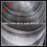 2*3mm Hole Stainless Weaved Gas Liquid Filter Wire Mesh