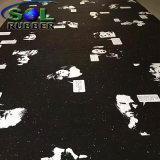 影響が大きい適性の体操のゴム製床のマットロール