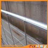 L'acier galvanisé maille clôture agricole Séjour à la ferme la porte