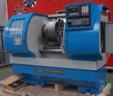 Berufschina-Hersteller-Legierungs-Rad-Reparatur CNC-Drehbank-Gerät