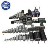 24V elevado par motor eléctrico de pequeños motores de engranajes