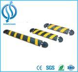 Caucho de alta densidad 6 pies de la seguridad en carretera de chepa de la velocidad