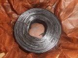 черный обожженный провод связи 16gauge/провод утюга бандажной проволоки обожженный /Black