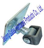 ナットまたは版が付いている電流を通された調節可能な振動ゲートの溶接のヒンジ