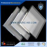 Подгонянный лист плиты PMMA прозрачный акриловый