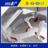 MCX1000 시멘트 건축 다중 모터를 가진 행성 구체 믹서