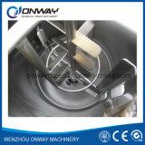 Pl de Emulgering die van het Jasje van het Roestvrij staal het Mengen van de Olie van de Tank het Bewegen van het Jasje van de Oplossing van de Suiker van de Mixer van de Machine Mixer mengt
