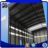 Structure métallique en métal léger préfabriqué avec la bonne qualité