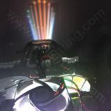 حزب زخرفة [دج] ضوء [350و] حزمة موجية بقعة غسل [17ر] رأس متحرّكة