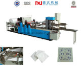Plein d'impression de pliage serviette de papier automatique Making Machine