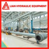 Cilindro hidráulico da pressão média para a barca da condução de pilha