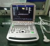 CE Aprovado Doppler de cores Máquina de scanner de ultra-som portátil (YSD516)