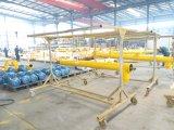 Convoyeur de vis à haute production de la colle pour la centrale de traitement en lots concrète Lsy168