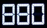 Tn LCD Stn Tn FSTN Type van Segment van de Vertoning het Negatieve Transmissive