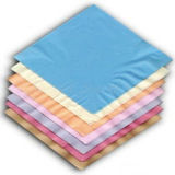 Airlaid 다채로운 저녁식사 종이 냅킨