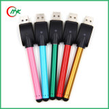 Batteria su ordinazione della penna della sigaretta Ce3 Vape di Cbd E di marchio