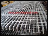 鋼鉄専門の耳障りな製造業者からの材料によって電流を通される鋼鉄格子