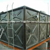 Tanque de água de aço pressionado esmalte com boa garantia