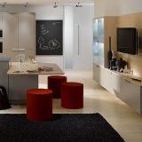 Moderne Hoog polijst de Keukenkast van de Lak