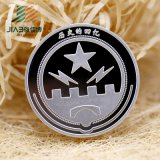 Jiabo 공급은 커트 금 사기질 다이아몬드를 가진 주문 부지깽이 기념품 동전을 정지한다