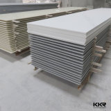 De 12mm Witte Acryl Stevige Oppervlakte van uitstekende kwaliteit van Corians PMMA