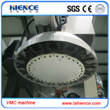 회전하는 테이블 돌기 CNC 축융기 Vmc7040를 기계로 가공하는 직업적인 금속