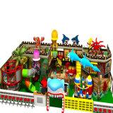 Der beste lustige Innenspielplatz für Kinder