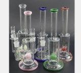 Tubulação de fumo de vidro da câmara de ar de vidro do tabaco do filtro da esfera da punctura