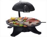 De hete Koreaanse Elektrische Grill van de Barbecue van de Bovenkant van de Lijst (ZJLY)
