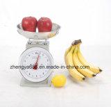 Alta calidad de 5 kg de peso Slim analógico Báscula de cocina