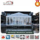 20X30m direito Hearvy transparente tenda de construção para venda