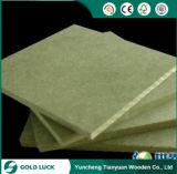 La melamina, E1 grado de densidad media de cartón para la construcción 1220x2440mm