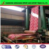 Repeint en acier galvanisé pour la construction de la bobine de l'usine Huaye PPGI