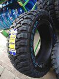 Neumático del coche de SUV, el mejor neumático del fango, neumático del Mt SUV para el vehículo del país cruzado