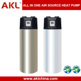 Bain portable tout en un seul chauffe-eau avec pompe à chaleur solaire