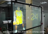 3D Holographic Display Projection Film, Transparent Rear Screen Film