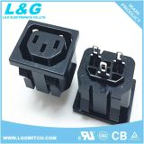 16A250VAC UPS toma de corriente AC