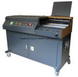 Machine parfaite lourde de cahier d'obligatoire de livre (460A)
