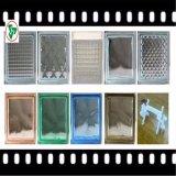 De duidelijke Gekleurde Baksteen van het Blok van het Glas