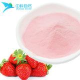 Estratto della polvere della frutta dalla fragola dolce