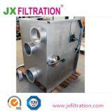 En acier inoxydable à tambour rotatif Irragation filtre tamis