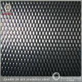 Heiße Verkaufs-Qualitäts-prägen königlicher Dekor-Stahl für strukturiertes Edelstahl-Blatt