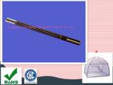Buena resistencia al calor Varilla de redes de fibra de vidrio.