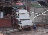 ISO9001 ont mouillé le type rouleau magnétique de minerai/minerai de fer pour le Limonite/hématite (ZXS150)